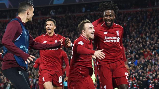 Klopp und Liverpool schaffen das Fußball-Wunder - 4:0 gegen Barcelona