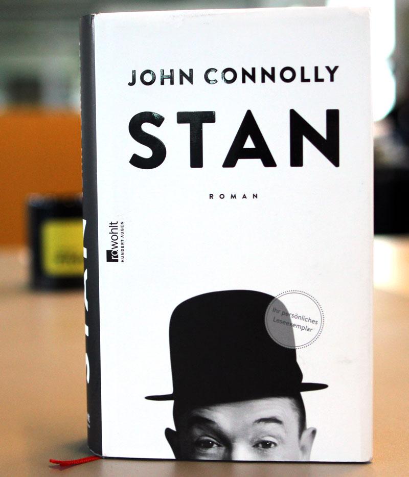 """Buchcover """"Stan"""" von John Connolly"""