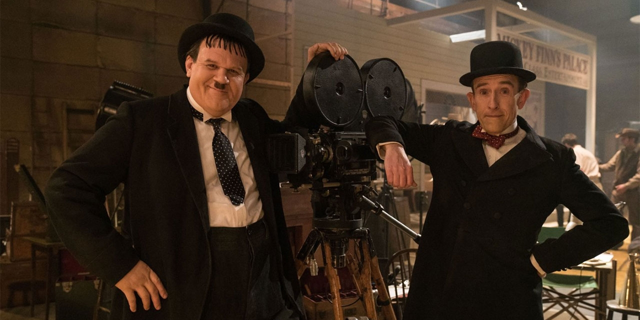 "Filmszenen aus ""Stan & Ollie"""