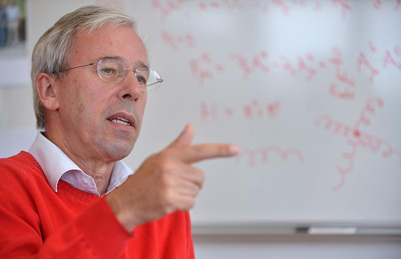 Quantenphysiker Peter Zoller