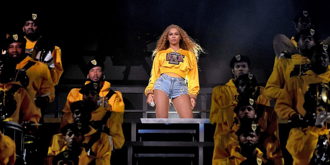 "Beyonce`s ""Homecoming"""
