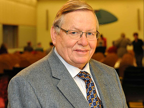Der frühere Superintendent von Oberösterreich Hansjörg Eichmeyer