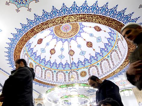 Mevlana-Moschee in Kreuzberg, Berlin
