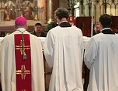Priesterweihe im Mariendom in Linz