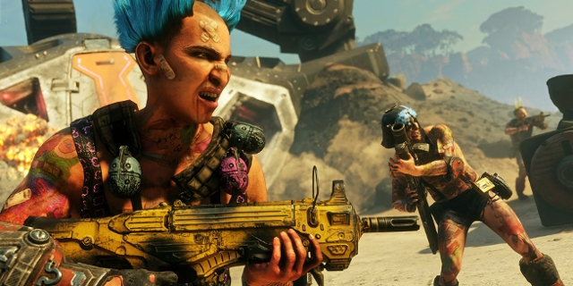 Rage 2 Game Stills