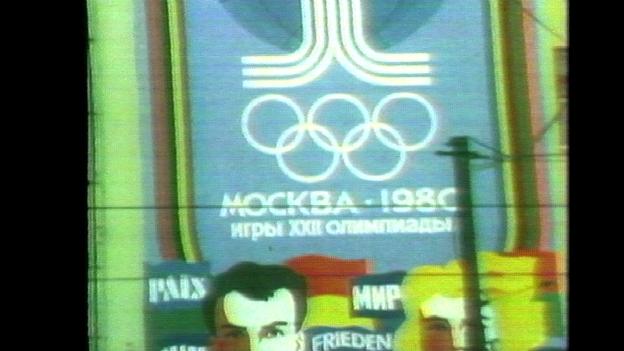 Olympische Spiele in Moskau 1980