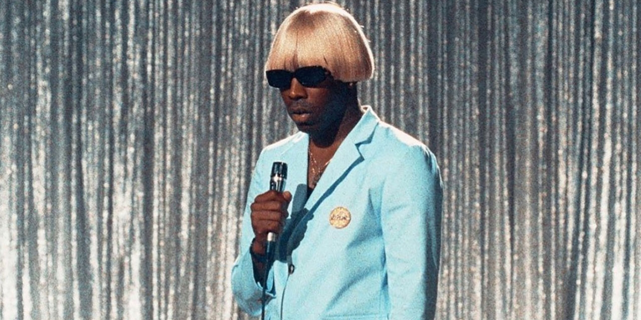 "Tyler, The Creator: Still vom ""Earfquake"" Video"