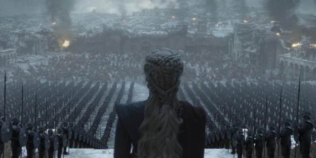 Daenerys Targaryen nach der Schlacht um King's Landing