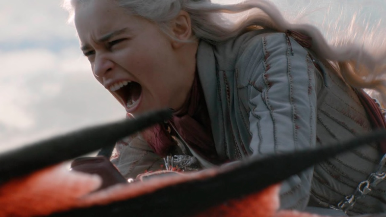 Daenerys Targaryen going mad