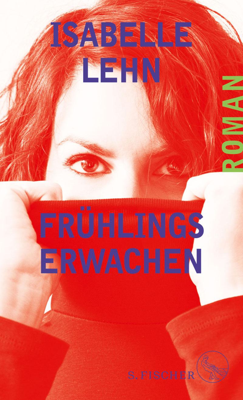 """Buchcover des Buches """"Frühlingserwachen"""""""
