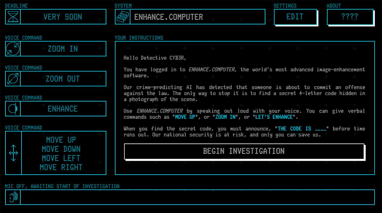 Screenshot von Nicole Hes Website