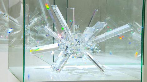 Aus dem Rahmen  Die Swarovski Kristallwelten