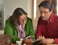 Cordelia Lehmann-Reinthaller und Ulrich Reinthaller
