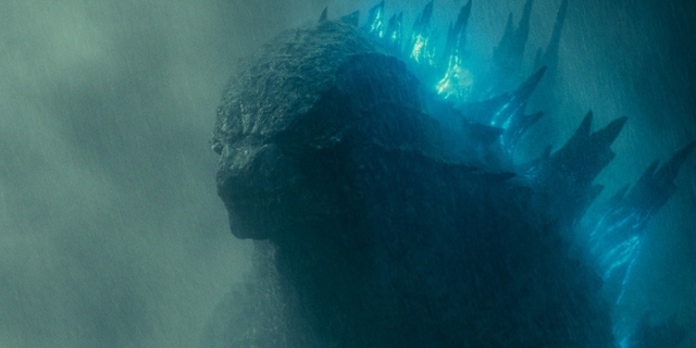 """Godzilla II"" Filmstills"