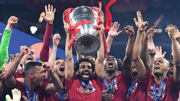 Champions League Sieger Liverpool