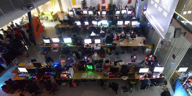 Überblick LAN Party