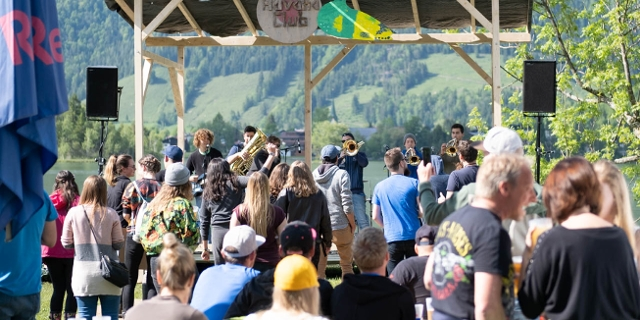 Impressionen vom Stoabeatz Festival 2019