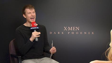 Ö3-Reporter Max Bauer