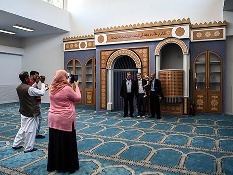 Erste Moschee in Athen fertiggestellt – religion.ORF.at