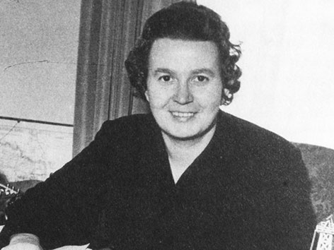 Margarethe Ottillinger 1956