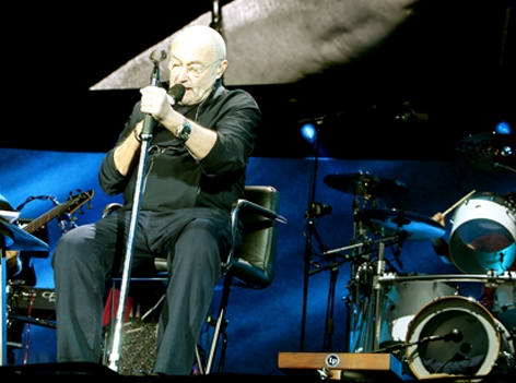 Phil Collins 2019
