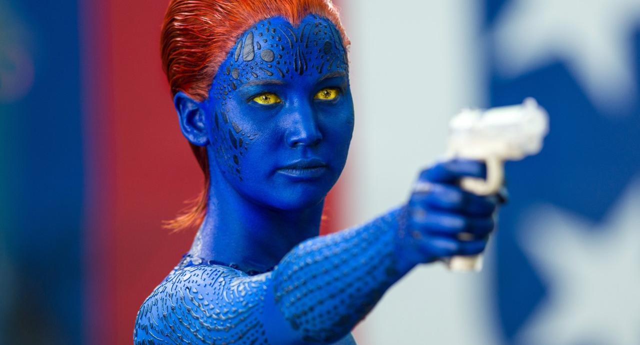 """Film-Szenenbild aus """"X-Men Origins: Days Of Future Past"""""""
