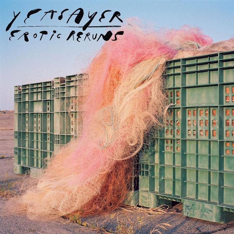 """Albumcover: Yeasayer - """"Erotic Reruns"""""""