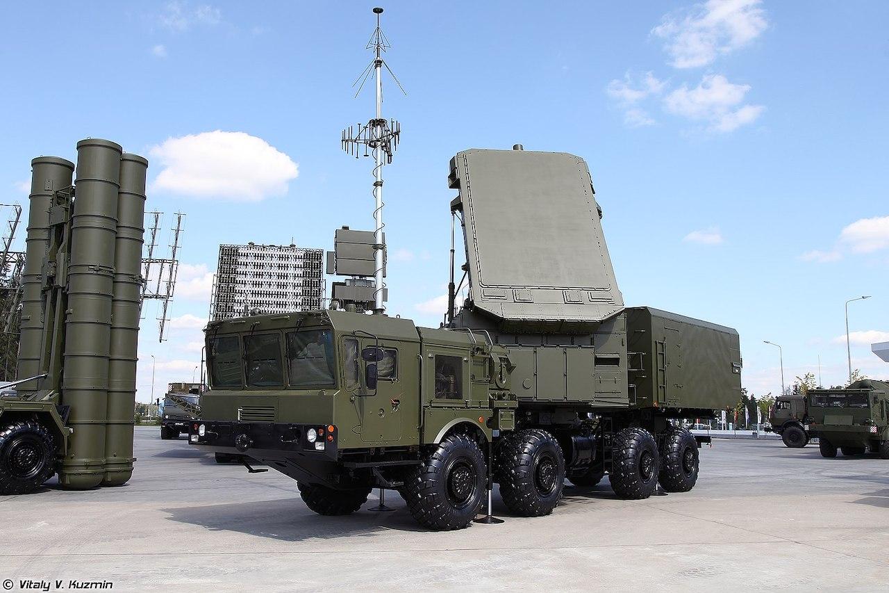 92N6A radar for S-400