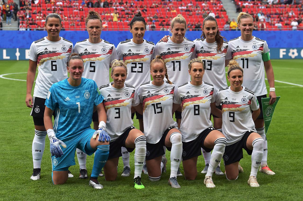 Deutsche Frauen Fußball Nationalmannschaft