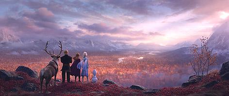 "Szenenbild aus ""Frozen 2"""