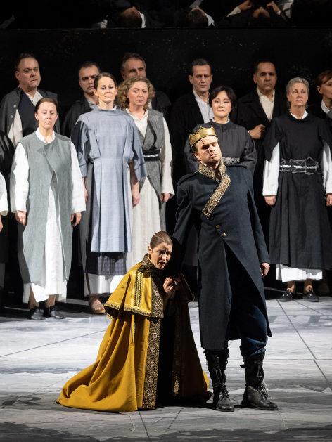 Idomeneo  Aus der Wiener Staatsoper