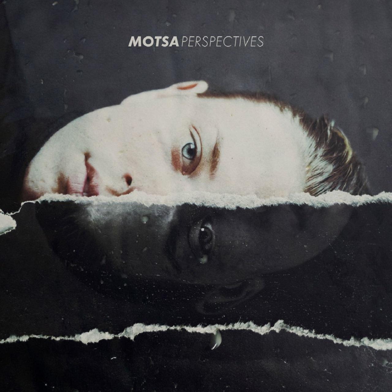 """Albumcover MOTSA """"Perspectives"""""""