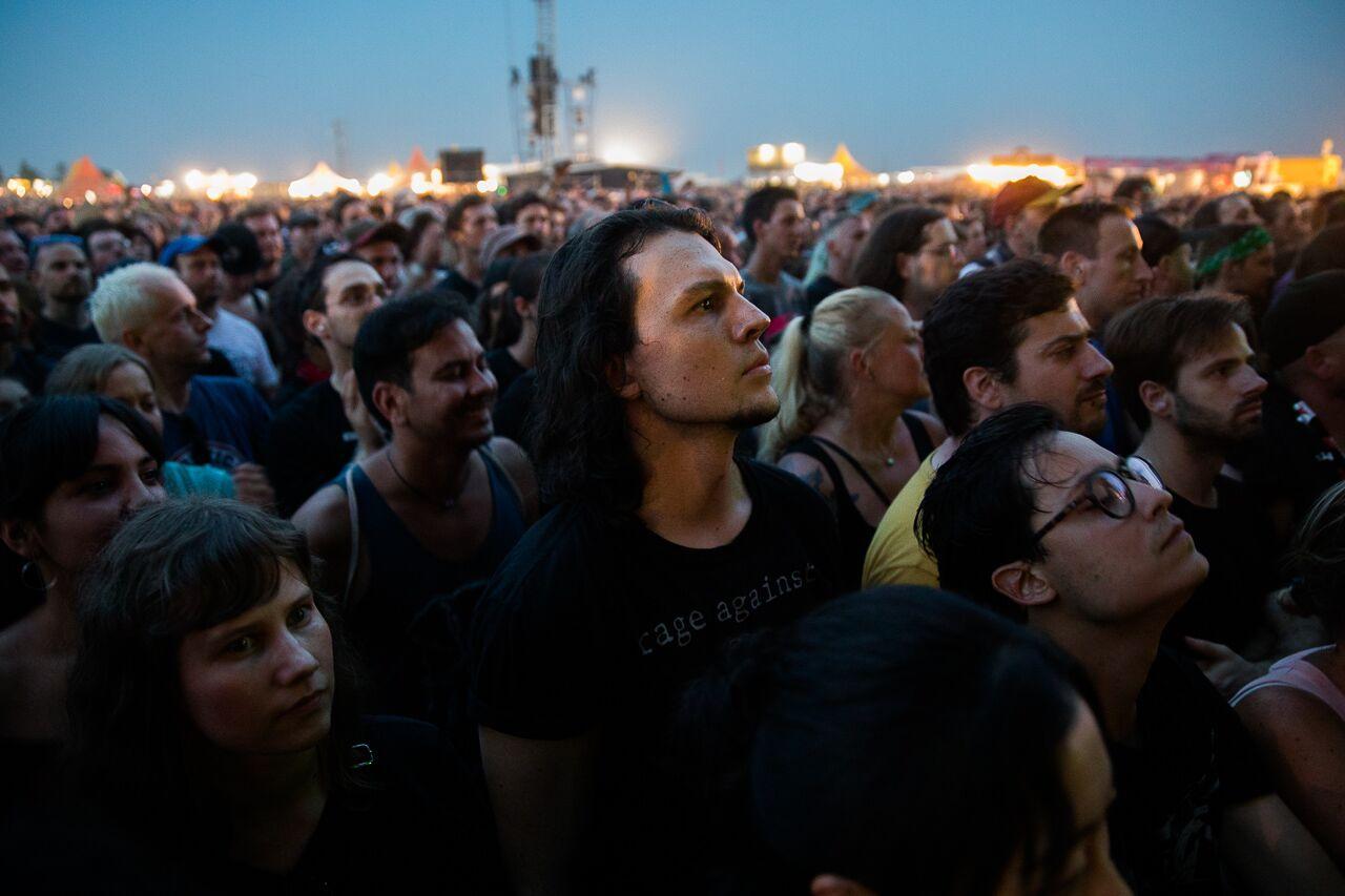 Nova Rock Crowd