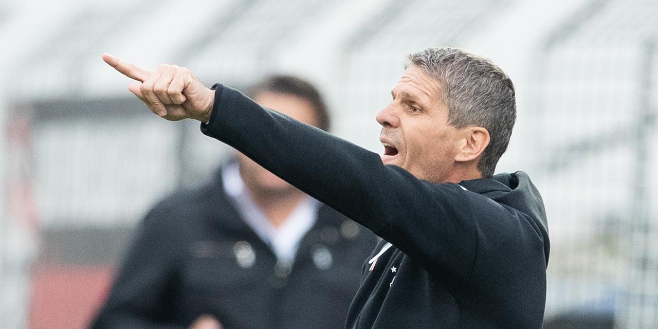 Dietmar Kühbauer (Trainer SK Rapid Wien)