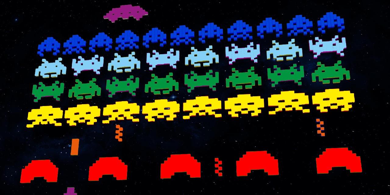 Game in Regenbogenfarben