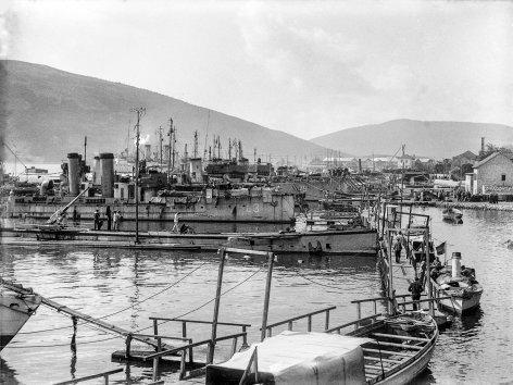 Volle Kraft voraus - Die k. u. k. Kriegsmarine