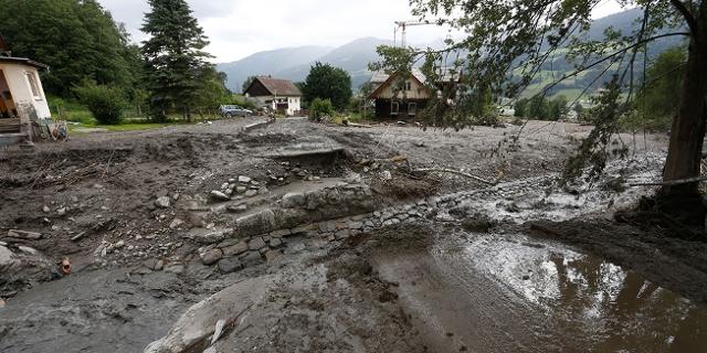 Hochwasser Liezen 2012