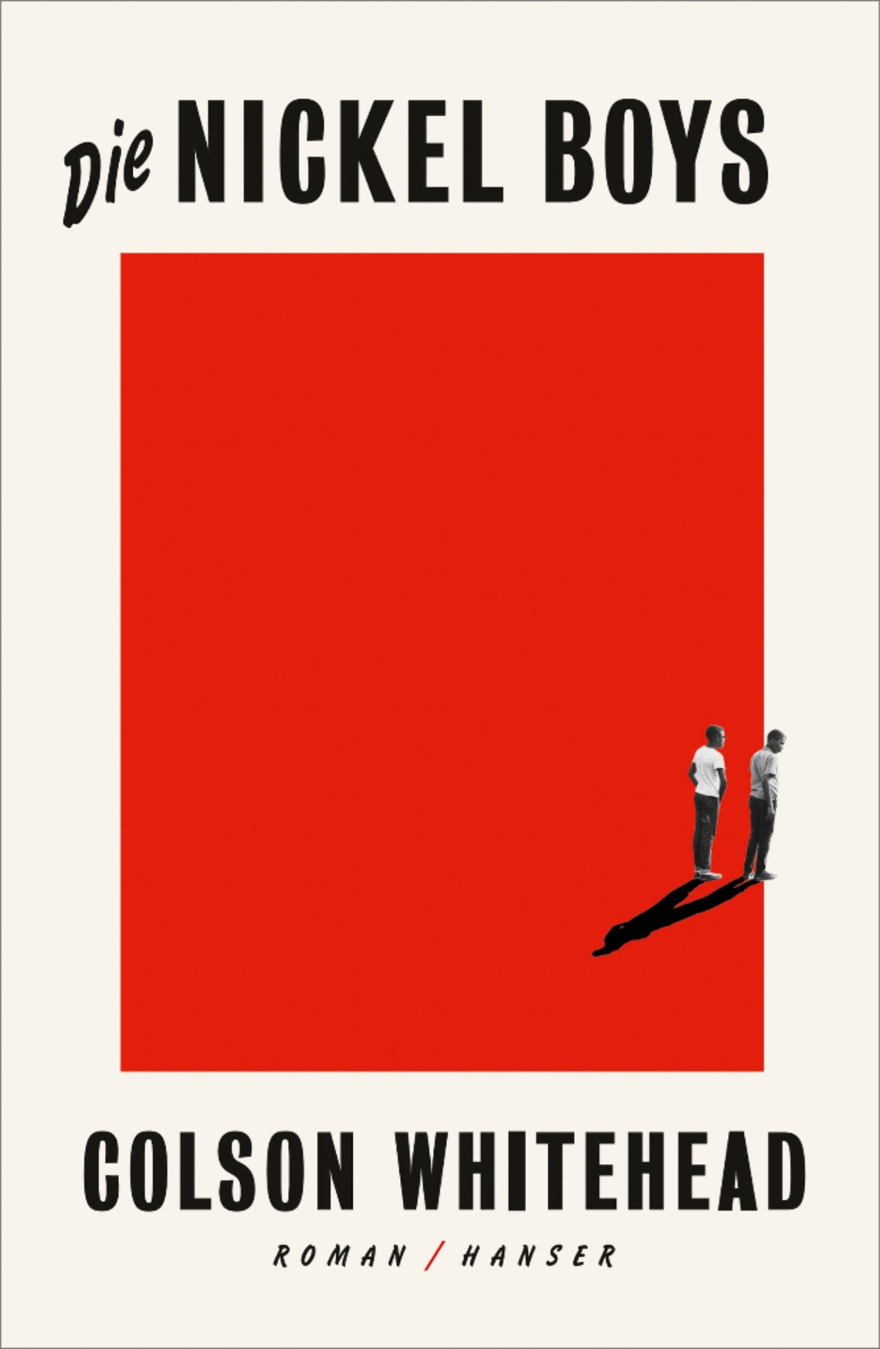 """Cover """"Die Nickel Boys"""" von Colson Whitehead"""