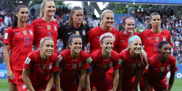 Das Team der USA