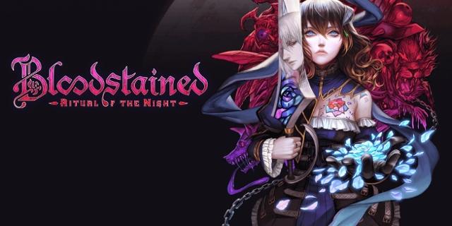 Artwork des Spiels Bloodstained