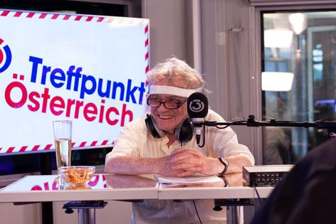 Schiffkowitz im Treffpunkt Österreich bei Benny Hörtnagl