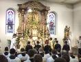 Niedere Weihen zu Maria Lichtmess im Priesterseminar der Priesterbruderschaft in Zaitzkofen.