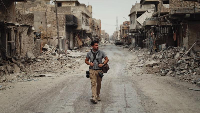 Levison in Syria