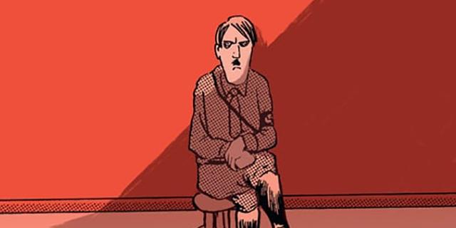 Shigeru Mizuki Graphic Novel Hitler und Zweiter Weltkrieg