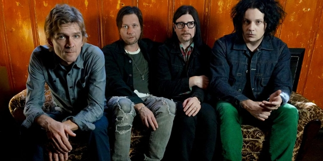 The Raconteurs 2019