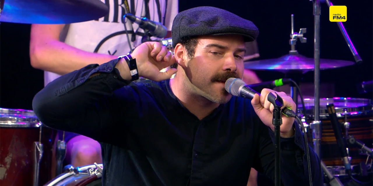 Scheibsta live beim DIF 2019