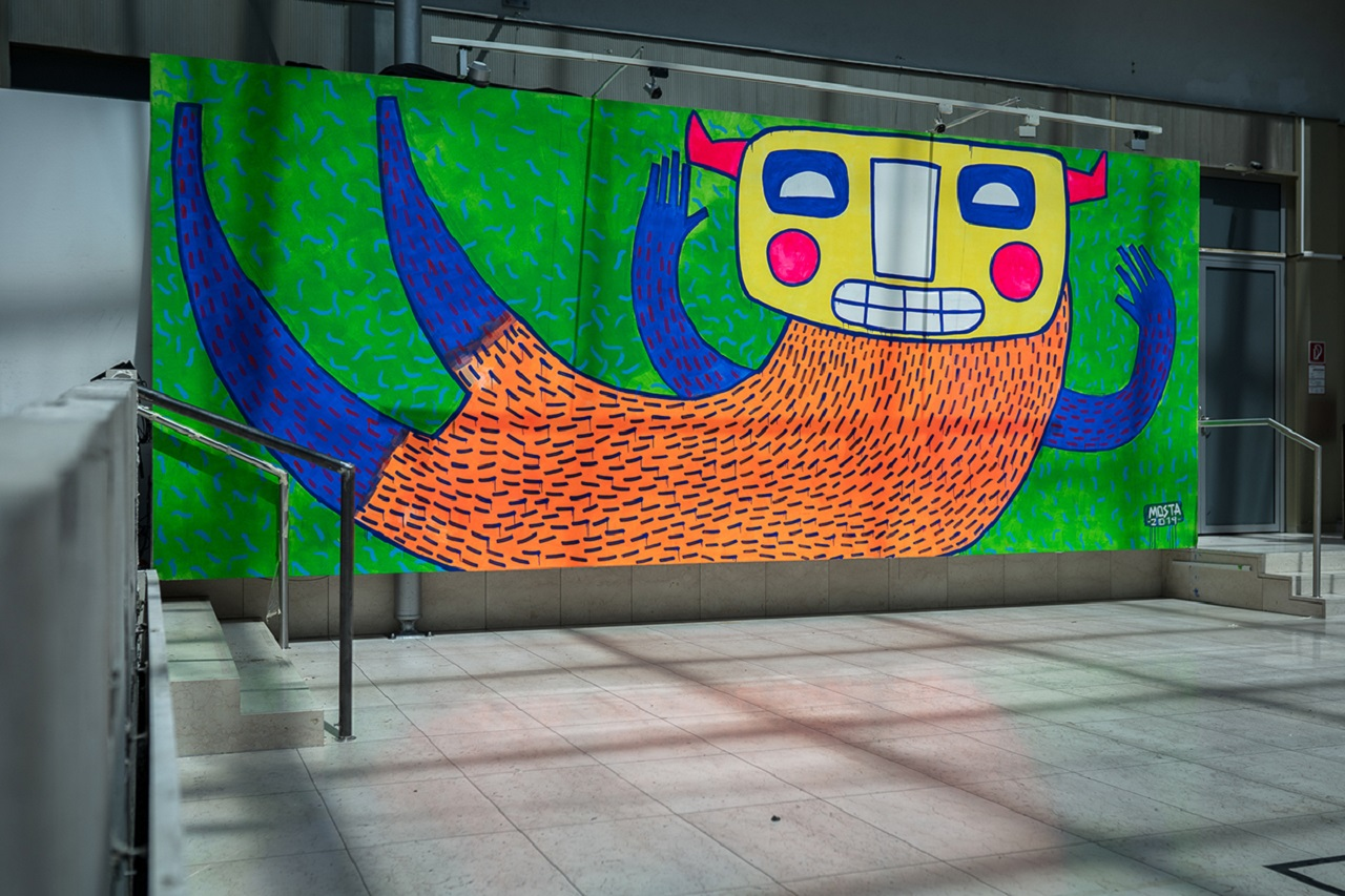Takeover Ausstellung im Wien Museum