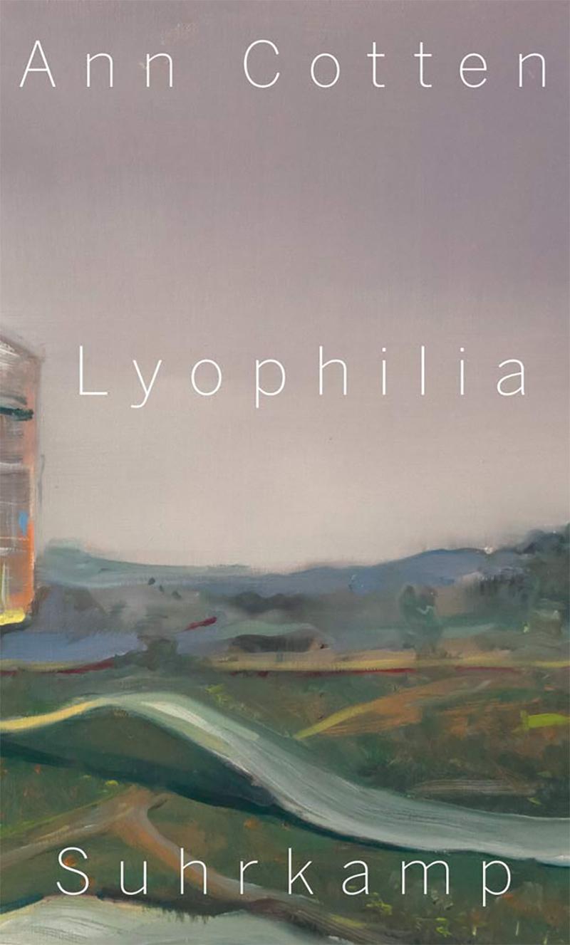 Buchcover: Landschaft