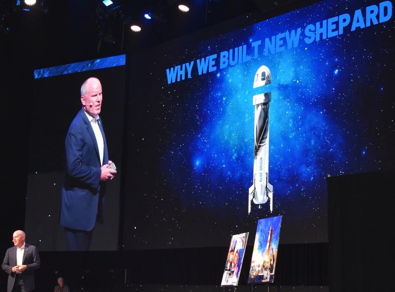 Blue Origin, New Shepard