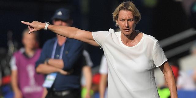 Deutschland-Coach Martina Voss-Tecklenburg